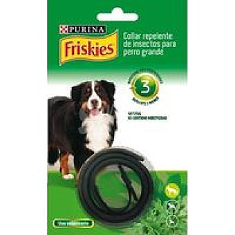 Friskies Purina Collar repelente perro grande Pack 1 unid