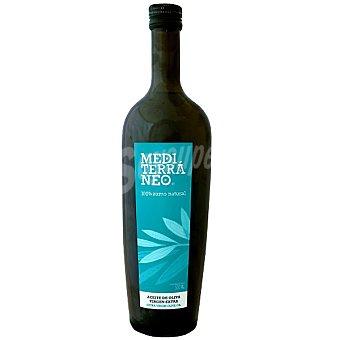 Mediterráneo Aceite de oliva virgen extra Arbequina Botella de 500 ml