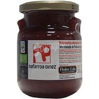 NAFARROA OINEZ Mermelada de fresa ecológica Tarro 300 g