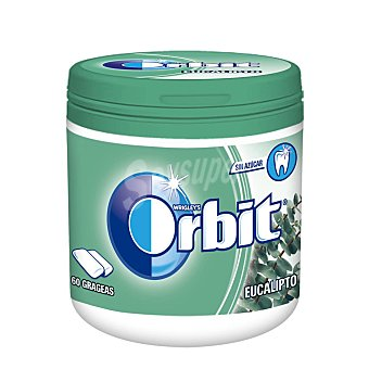 ORBIT Chicles eucalipto 84 Gramos
