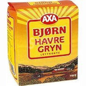 AXA Copos de avena Paquete 1 kg