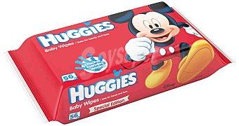 Huggies Toallitas infantiles Disney Paquete de 56 unidades