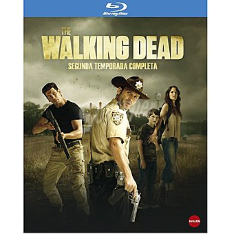 Pack The Walking Dead 2ª Temporada. Blu-Ray