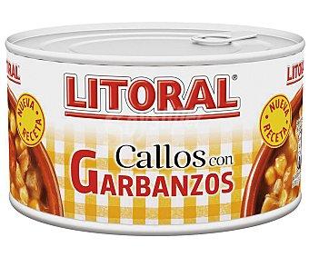 Litoral Callos con garbanzos 380 g