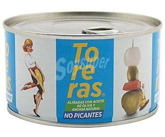 Kimbo Toreras sabor anchoa no picante Lata 120 g