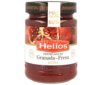 Helios Mermelada de granada y fresa 340 gramos
