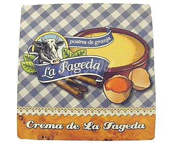 La Fageda Crema de vainilla Pack 4x125 g