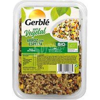 Gerblé Arroz con espelta BIO Bandeja 230 g