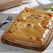 Empanada rectangular boloñesa Envase de 600 g Carrefour
