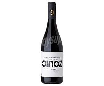 Oinoz Vino tinto crianza D.O. Rioja botella 75 cl botella 75 cl