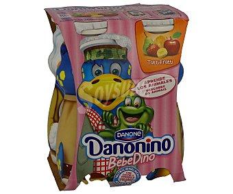 Danonino Danone Bebedino Tutti frutti 4 unidades de 100 g