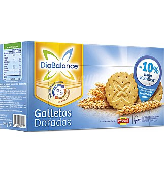 DiaBalance Pascual Galleta dorada 144 g