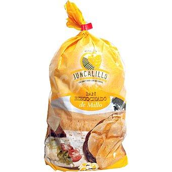 JUNCALILLO pan de millo bizcochado Bolsa 500 g