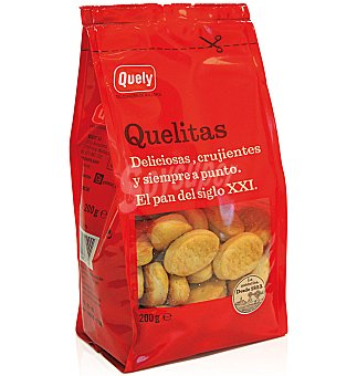 QUELY QUELITAS Panecillos 250 GRS