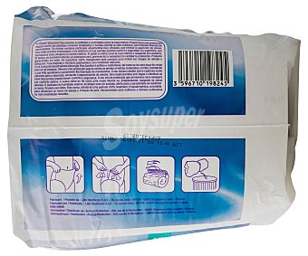 Auchan Pañal incontinencia talla mediana para adultos 12 uds