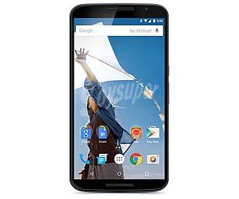 """NEXUS 6 Smartphone libre nexus 6 blanco, procesador: Quad Core 2,7GHz, Ram: 3GB, almacenamiento: 32GB, pantalla: 5.96"""" Amoled 1440x2560px, cámara: 13Mpx, conectividad: 4G, Gps, 1 unidad"""