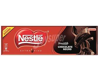 Extrafino Nestlé Chocolate negro Tableta 300 g