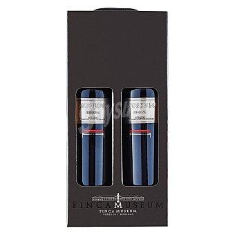 """Museum Estuche de vino D.O. """"cigales"""" tinto reserva Pack 2x75 cl"""