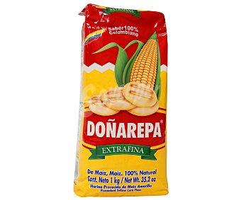 Doña arepa Harina amarilla 1 kg