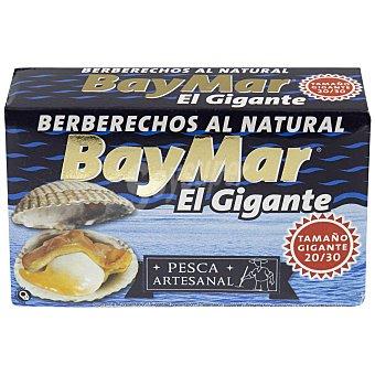 Baymar Berberecho 20/30 piezas Lata 63 g