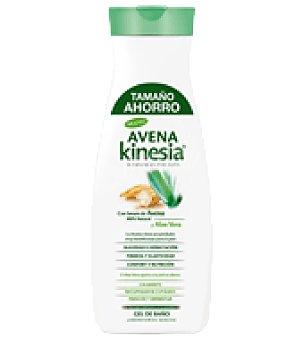 Kinesia Gel de baño con serum de avena y aloe vera 1,2 l