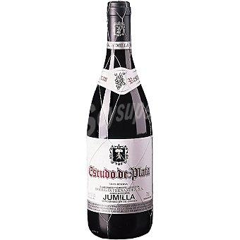 ESCUDO DE PLATA Vino tinto Gran Reserva de Murcia Botella 75 cl