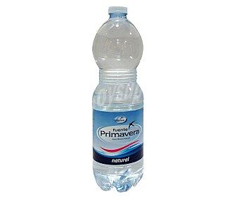 Fuente Primavera Agua mineral Botella 1.5 l