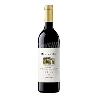 Monty´s Hill Vino tinto sauvignon 75 cl