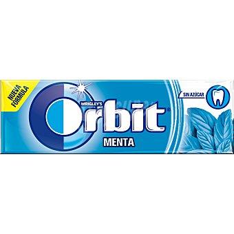 Orbit Chicles sabor peppermint 14 gr