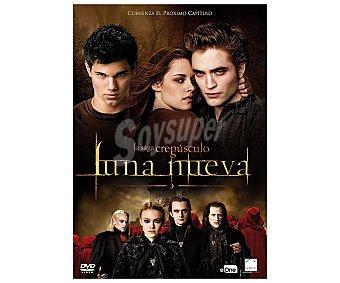 Sony Crepúsculo: Luna nueva, 2009, película en Dvd. Género: Fantasía, romance. Edad: + 12 años.