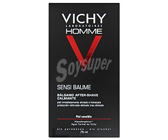VICHY Homme Bálsamo after-shave calmante Bote 75 ml