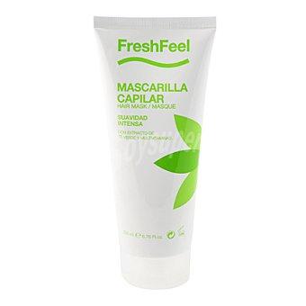 FreshFeel Mascarilla con extracto de té verde y multivitaminas 200 ml