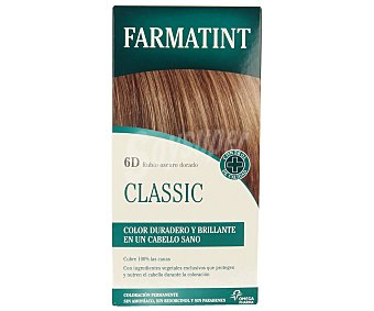 Farmatint Crema 6D rubio oscuro dor ftt 120 ml