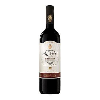 Castillo de Albai Vino Tinto Crianza Rioja Botella 75 cl