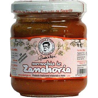 Prada a Tope Mermelada de zanahoria Frasco 200 g