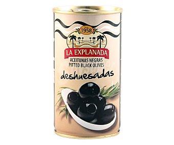 La Explanada Aceitunas negras Cacereñas son hueso 150 g