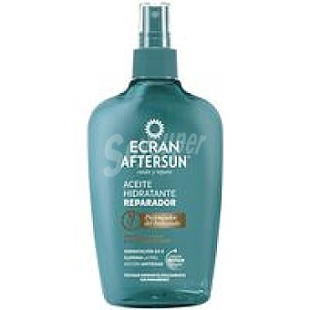 Ecran Aftersun Aftersun aceite reparador Spray 200 ml