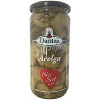 Dantza Acelga sin sal frasco 425g
