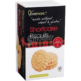 Biogran love more galletas sin gluten  envase 200 g