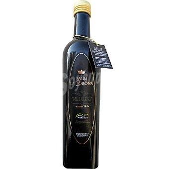 Pago la corona Aceite de oliva vigen extra empeltre D.O. Sierra del Moncayo Botella de 500 ml