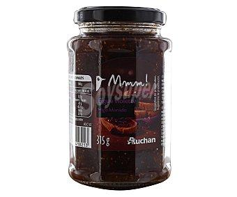 Mmm Auchan Confitura de higo 315 gramos