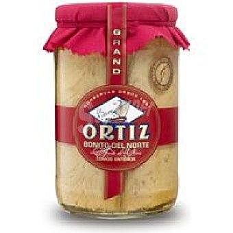 ORTIZ Bonito en aceite de oliva tarro 1100 g