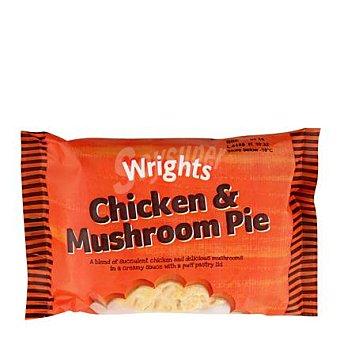 Wrights Empanada pollo champiñon 175 GRS