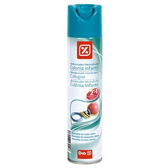 DIA Ambientador neutralizador aroma colonia infantil Spray 300 ml