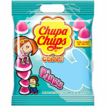 Chupa Chups Gomis pinkies Bolsa 125 g