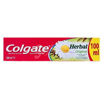 Colgate Dentífrico pasta herbal Tubo 100 ml