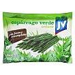 Esparrago verde entero congelado Paquete 300 g Jv
