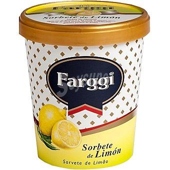 Farggi Helado sorbete de limón Tarrina 500 ml