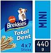Barritas para perros pequeños Brekkies Total Dent Germ Control 440 gr Brekkies Affinity