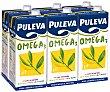 Preparado lacteo omega 3 con leche desnatada Brick pack 6 x 1 l - 6 l Puleva